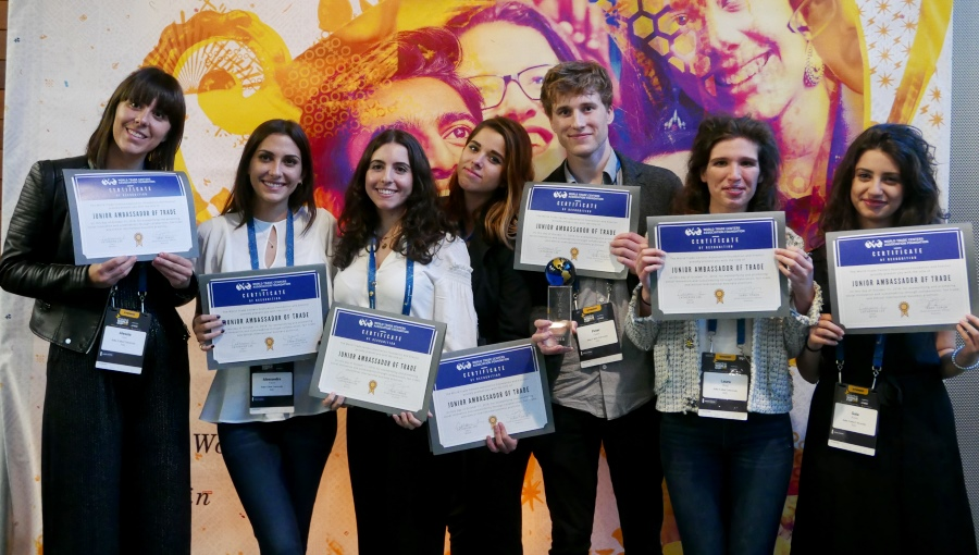 JCU Enactus Team Goes to Silicon Valley