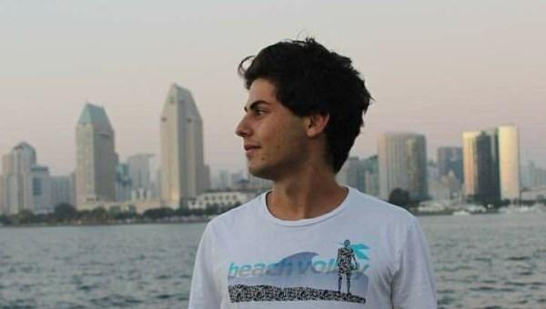 Embracing A Worldly View: English Literature Senior Giorgio Millesimi