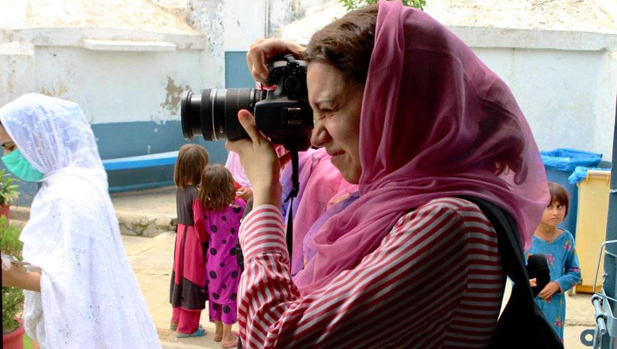 Human Rights Activist: Alumna Chiara De Luca