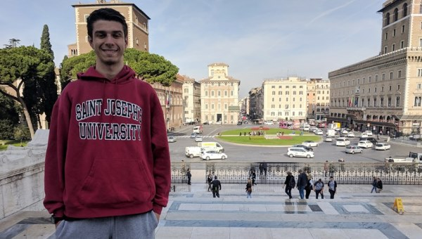 A Unique Combination: Study Abroad Student Jake Madeson