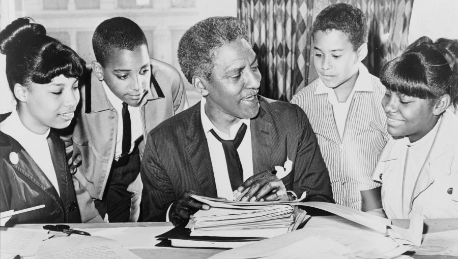 Brother Outsider – The Life of Bayard Rustin Presented at JCU
