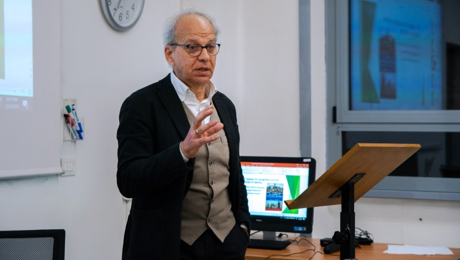 The Americanization of the World in the 20th Century: A Lecture by Daniele Fiorentino
