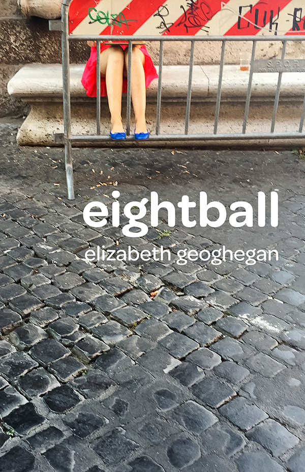 Cover image of eightball by Jeannette Montgomery Barron