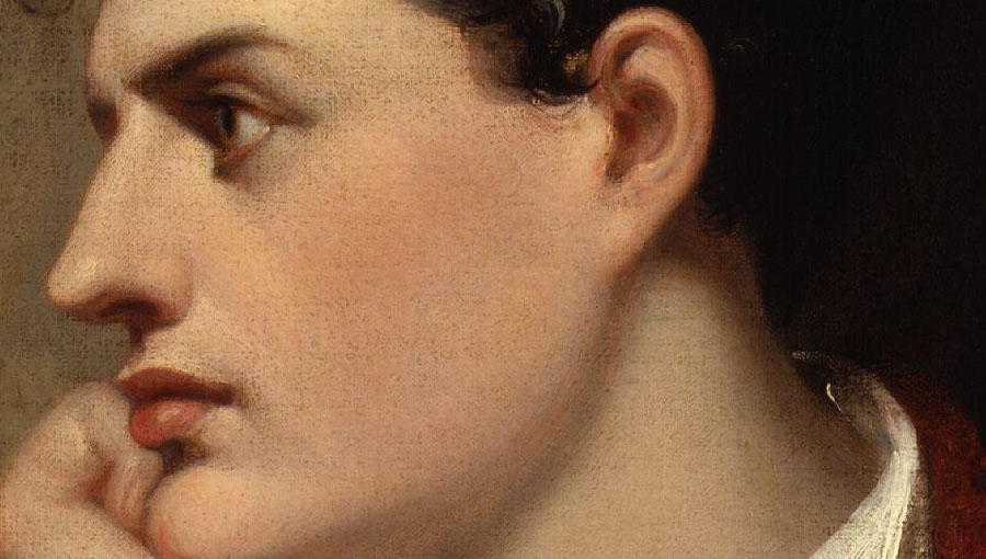 The Sour Fruit: JCU Professor James Schwarten Edits Book on Lord Byron