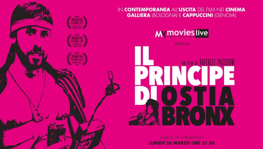 Il Principe di Ostia Bronx: Screening with Director Raffaele Passerini