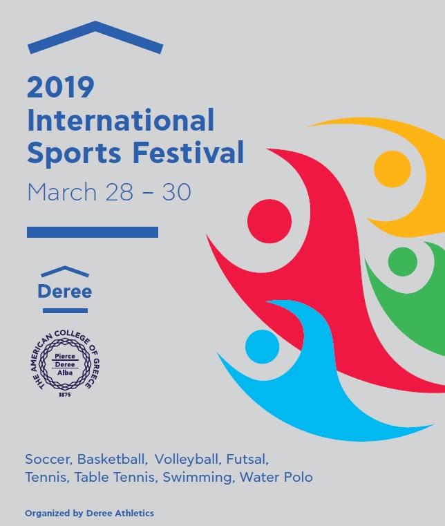 International Sports Festival - Athens 2019