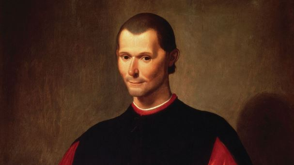"""Prof. David Levy Publishes """"Aristotle's 'Reply' to Machiavelli on Morality"""""""