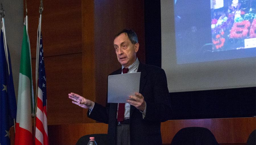 Professor Ferdinando Fasce
