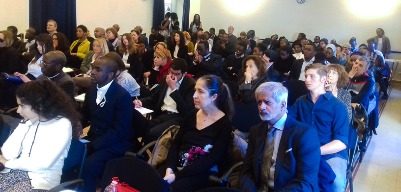 Commemoration of Rwandan Genocide at John Cabot University