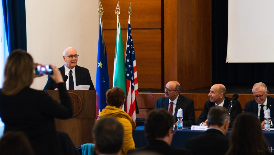 John Cabot University Hosts Presentation of Italian Export Forum