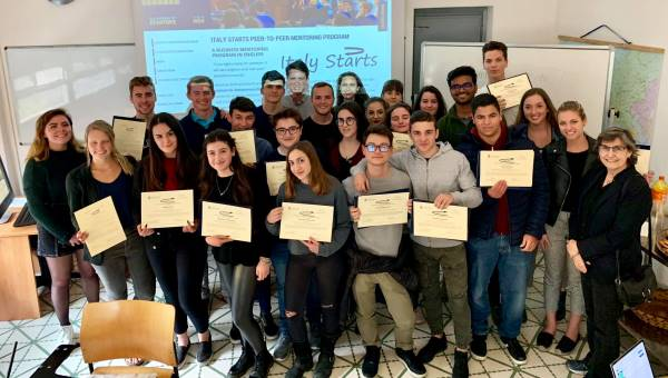 Congratulations to Winners of Italy Starts, JCU's Entrepreneurship Mentoring Program