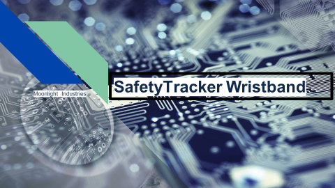 Safety Tracker wristband