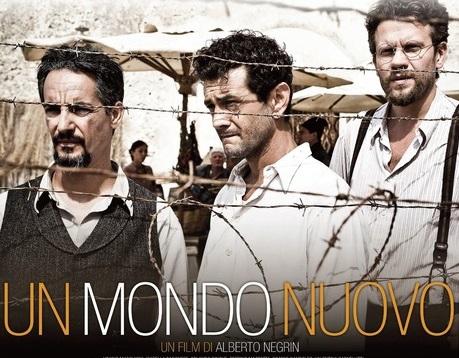 Un mondo nuovo film by Alberto Negrin