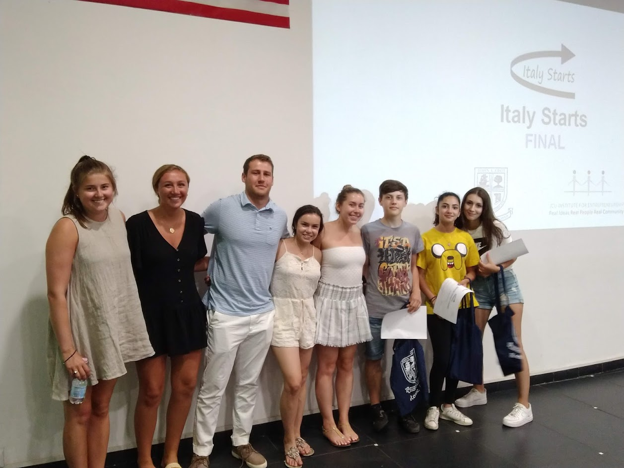 Italy Starts 2019 Participants