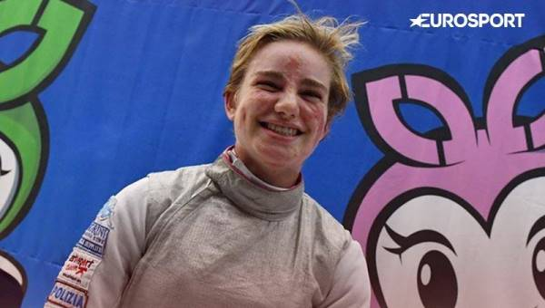 Congratulations to Student Bebe Vio on 3rd Paralympic World Championship Fencing Title