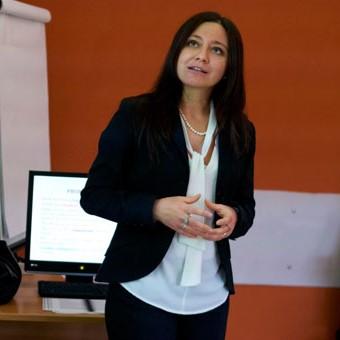 Professor Silvia Scarpa