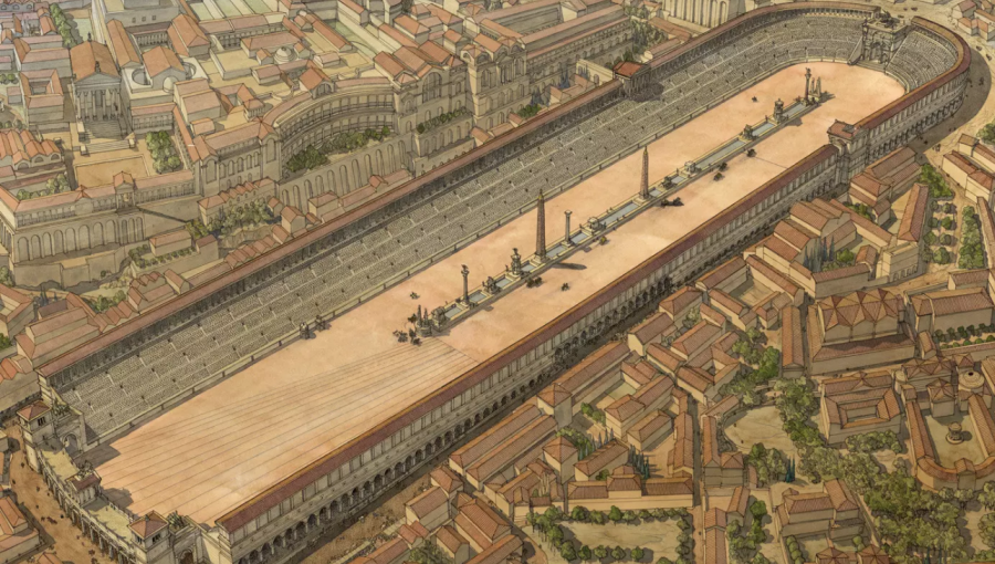 The Great Races: Ancient Circuses in Rome and Carthage