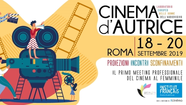 Gender Equality in Film: Professor Tasini Invited to Cinema d'Autrice Event
