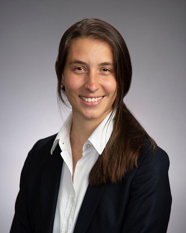 JCU alumna Anna Bottinelli