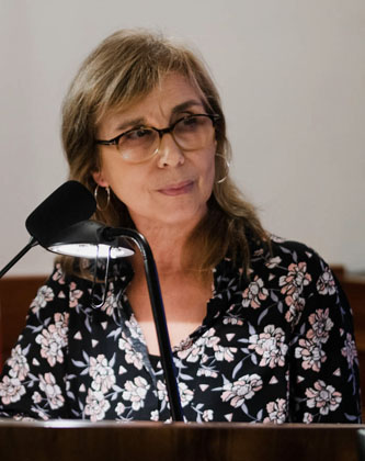 Professor Rosa Filardi