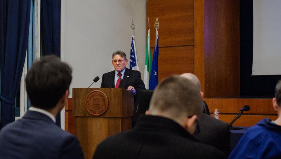 The UN at 75: JCU Welcomes Robert Bruce Adolph