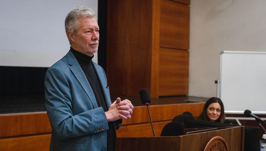 Breakthroughs in Anti-Slavery Work: A Talk by Professor Kevin Bales