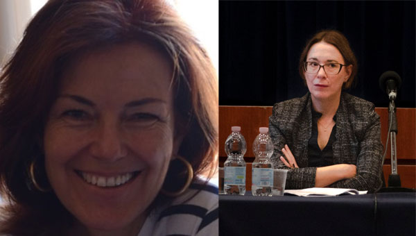 Meet Patrizia Feletig and Amy Rosenthal, Members of the Guarini Institute Advisory Council