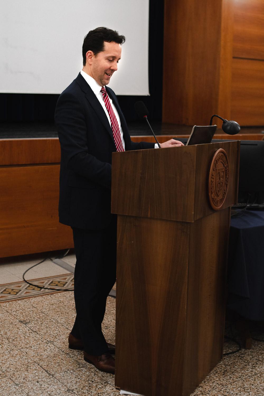 Professor Paul Coyer