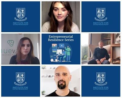 John Cabot University Entrepreneurial Resilience Series