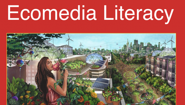 Professor Antonio Lopez Co-edits Journal Issue on Ecomedia Literacy