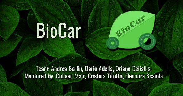 Italy Starts 2020 Second Place Winner BioCar