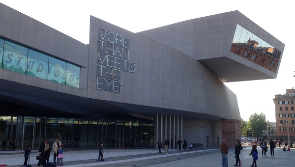 JCU Students and Alumni Shine at First Edition of MAXXI Video Essay Film Festival