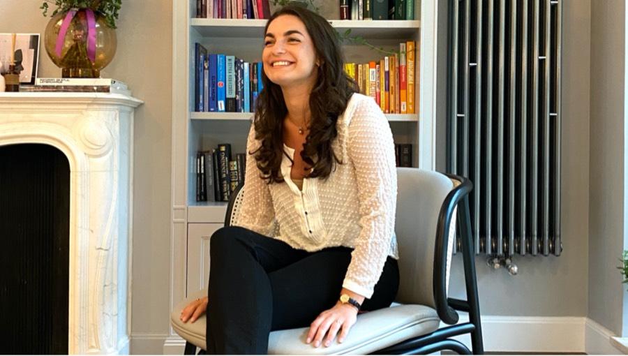 A Startup State of Mind: Alumna Karolina Czaplicka