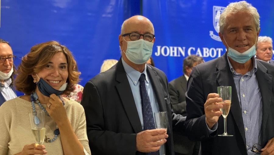 Scuola di Servizio Civico Inaugurated at John Cabot University