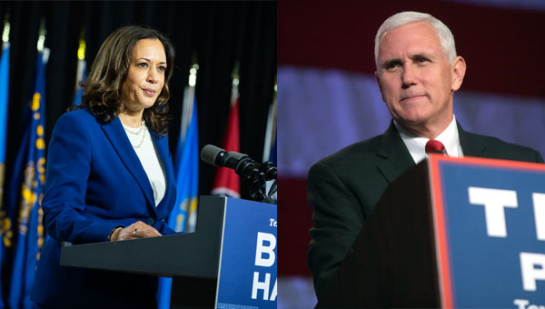 Harris vs Pence: A Debate on America's Future