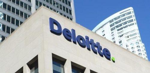 Carolina Zappa - Deloitte. Logo