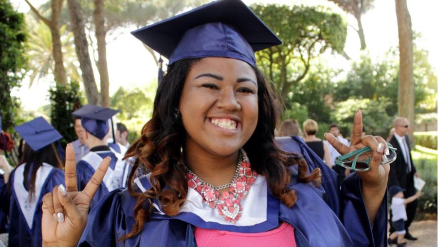 JCU Presents Distinguished Alumni Award to Alexandria Maloney
