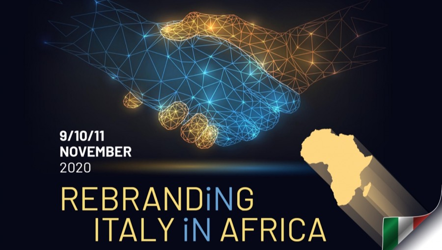 Professor Ieva Jākobsone Bellomi Chairs Panel for Italy Africa Business Week