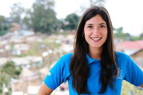 JCU Alumna Michela Cristiani