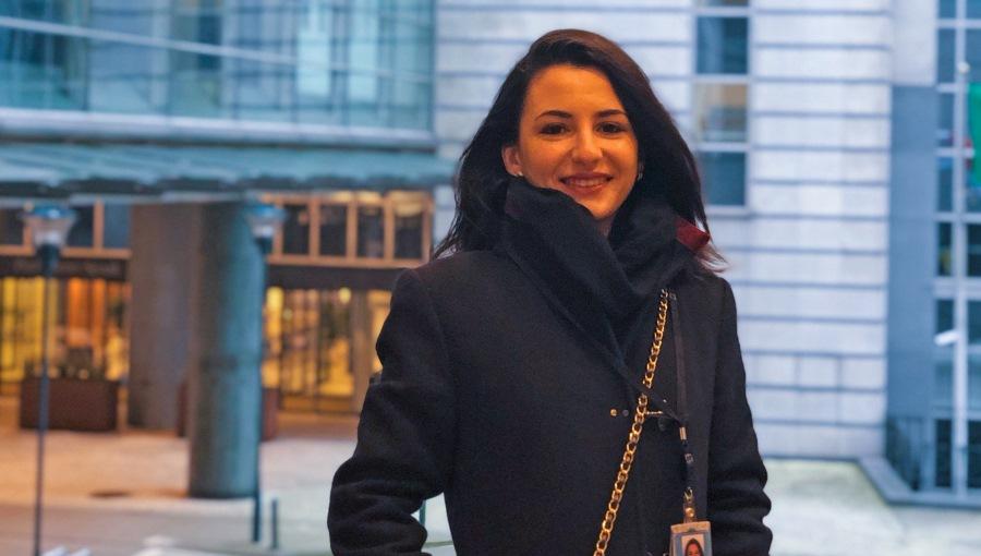 Understanding Climate Change: Alumna Asia Guerreschi