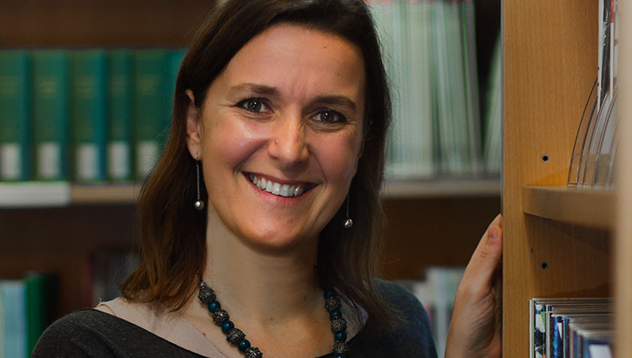 Librarian Livia Piotto Co-Edits Book on Faculty-Librarian Collaboration