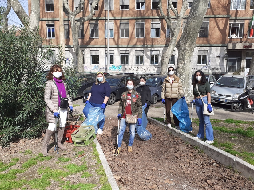 Community Service - Environmental Cleanup