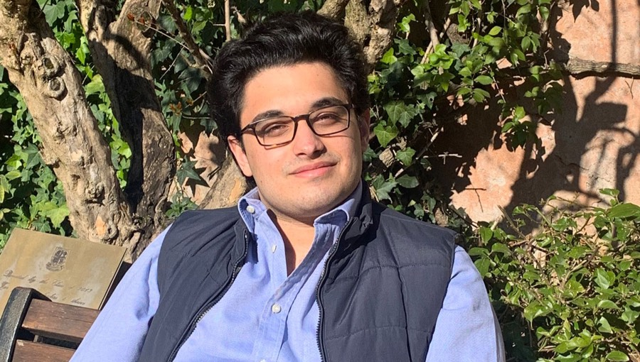 Student Demetrio Iannone Admitted to Ph.D. Program in History at CUNY