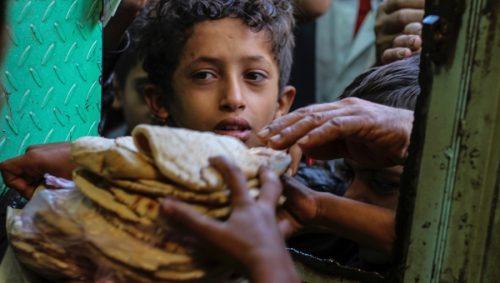 Hussam al-Shormani ICRC Yemen Food
