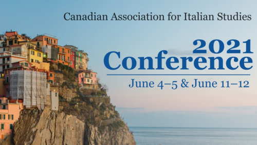 Canadian Association for Italian Studies Conference