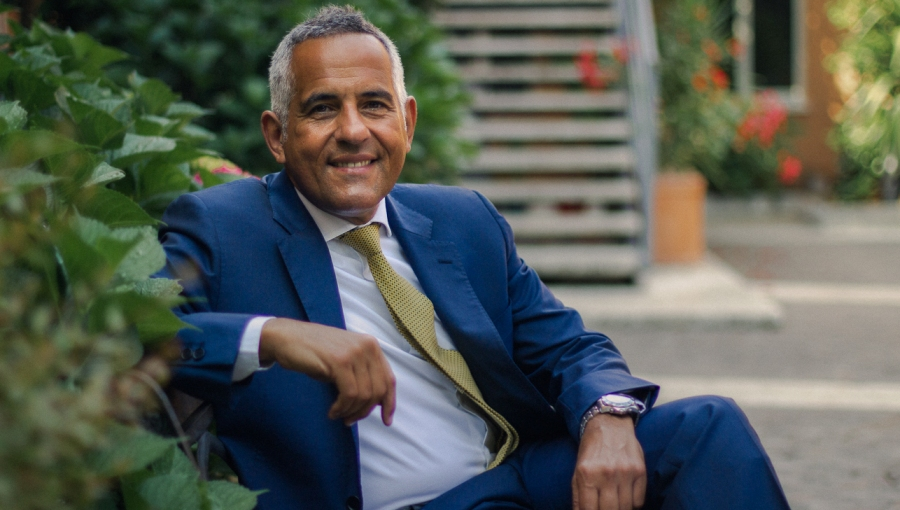 Vice President for Strategic Initiatives and Operations, Dr. Jose Alvarez
