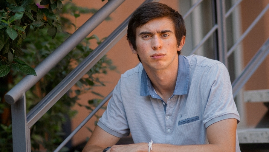 Adversity Builds Character: Study Abroad Student Peter Donaldson