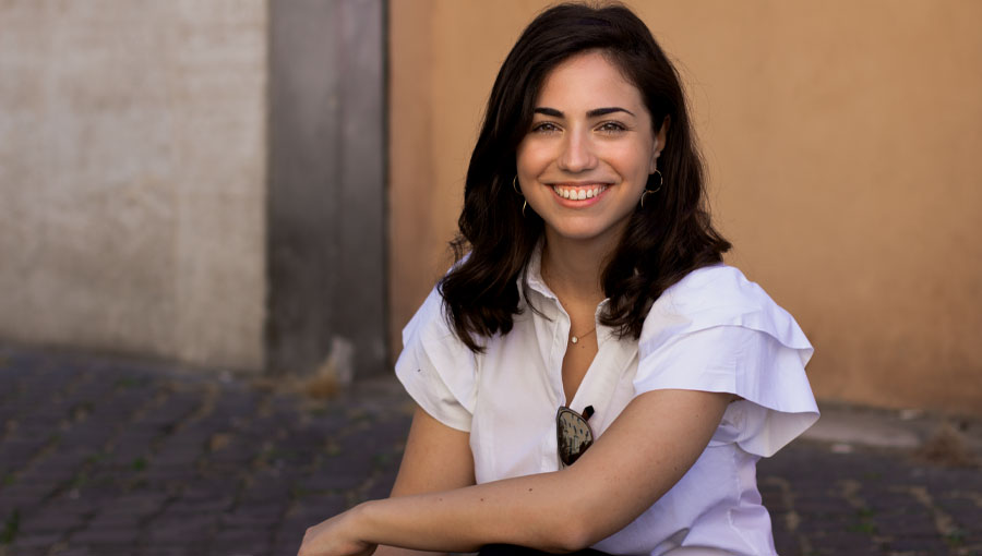 Extraordinary in the Ordinary: Art History Student and Global Explorer Scholarship Recipient Roberta Imperiale