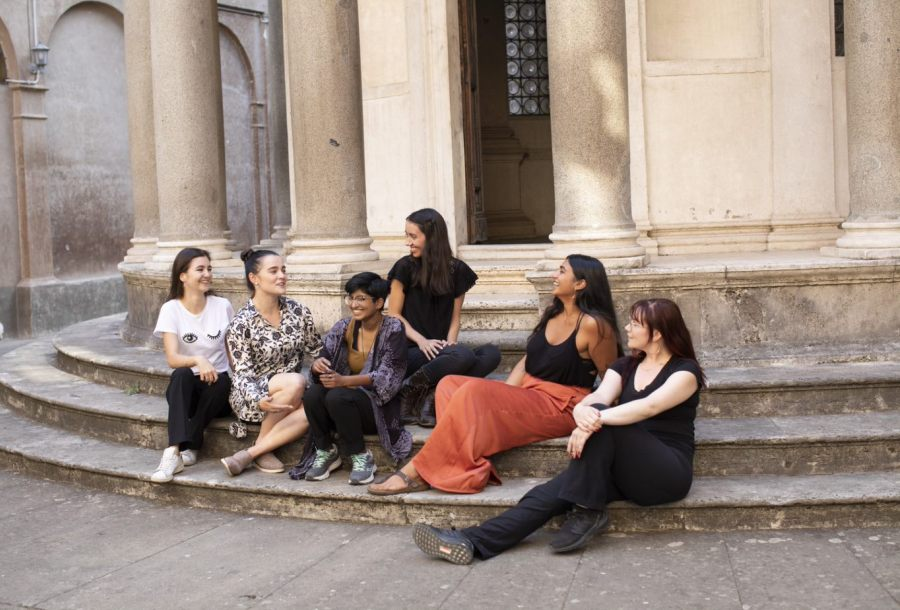 The JCU Art History MA Program Through the Eyes of Four Students