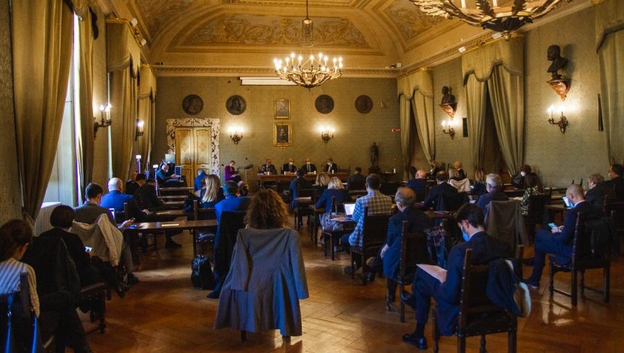 "JCU and MIP Politecnico di Milano Host ""PNRR: The Strategic Role of Human Capital for the Future of Italy"""